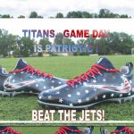 THIS WEEK'S GAME DAY THEME…PATRIOTIC