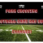Gadsden City vs. Park Crossing @ TITAN STADIUM on Friday