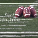 Updated Regional Standings through Week 4