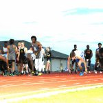 TRACK RESULTS FOR 3/23/17