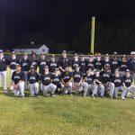 Gadsden City Middle School Baseball finishes season