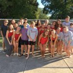 Titan Swimmers had a BIG day at Scottsboro