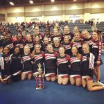 Titan Competition Cheer WINS 2 in two days