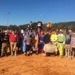 ANNUAL TITAN BASEBALL / SOFTBALL HALLOWEEN KICKBALL GAME