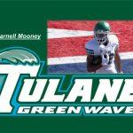 Former Titan Darnell Mooney slices up SMU's defense