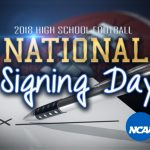 CONGRATULATIONS TO THE 2018 SIGNING CLASS!!!