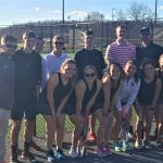Titan Tennis wins a pair