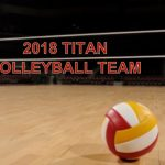 ANNOUNCING THE 2018 TITAN VOLLEYBALL TEAM