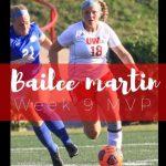 Congratulations to former Titan, Bailee Martin