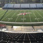 Titan Stadium Installs New Turf & It Looks AWESOME
