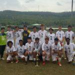 Gadsden City JV Boys Soccer places 2nd in Ft. Payne Tourney