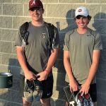 Tennis Sectionals Results