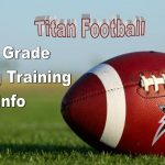 FOOTBALL INFO FOR UPCOMING 9TH GRADE PLAYERS