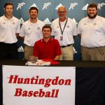 SPARKS INKS WITH HUNTINGDON COLLEGE