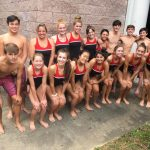 SWIM TEAM AT Hoover Rec Center