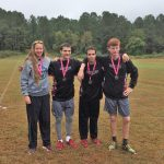 TITAN Cross Country had a great day at Pisgah Invitational