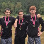Titan Boys Cross Country finished 2nd at Pisgah Invitational