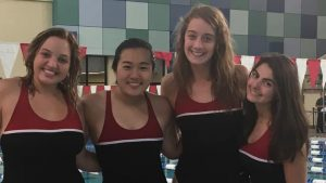 Titan Swim Meet on October 22 ~ Senior Day