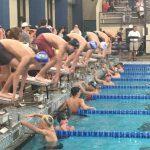 Titan Swim Meet on October 22 ~ Senior Day