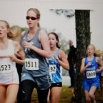 Clements finished her Cross Country season strong