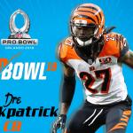 Former Titan, Kirkpatrick, up for NFL ProBowl 19 Selection