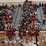 Titan Cheerleaders !  GO TITANS