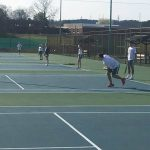 Titan Boys Tennis victorius over Cherokee County