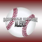 Titan Baseball is canceled for today, 3-4-19