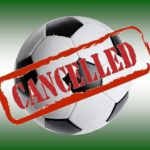 Titan Girls Varsity Soccer, Canceled for today 4-25-19