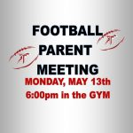 MANDATORY Titan Football Parent Meeting