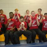 GCHS Special Olympics Swim Team Competed at Troy for State