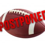 Tonight's TITAN JV FOOTBALL GAME has been POSTPONED