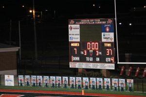 9TH GRADE FOOTBALL ~ 37 vs. Albertville ~ 7
