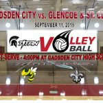 TITAN VOLLEYBALL ~ 1st HOME MATCH ~SEPTEMBER 12th