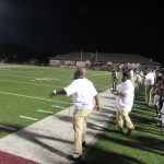 Football, Band, Cheer and Youth Night from GC vs. Bob Jones Game 9-20-19
