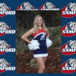 Gadsden City's Anna Grace Gardner at SAMFORD