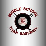 Titan Middle School Baseball Tryouts Scheduled