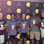 Sparks, Macon and Lawson with Average Joe's this week