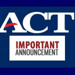 ATTENTION OCTOBER ACT TEST TAKERS ~ NCAA ELIGIBILITY
