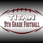 9th GRADE TITAN FOOTBALL · TUESDAY, OCT 15 · vs. Cullman