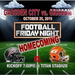 Homecoming Football Game Information ~ Audio and Video