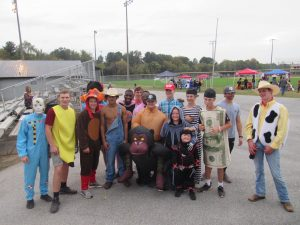 TITAN BASEBALL TRUNK OR TREAT ~ PHOTO ALBUM