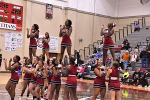 GCHS vs. GLENCOE BASKETBALL ~ 11-16-19