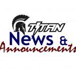 GCHS SCHOOL ANNOUNCEMENTS FOR 1-14-2020