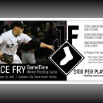Chicago White Sox pitcher to host camp at GCHS