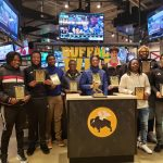 Gadsden City Players honored by Buffalo Wild Wings