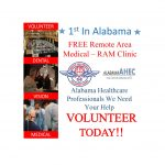 GCHS will host the RAM Clinic in March 2020