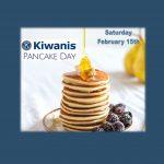 Kiwanis Pancake Day 2020!!!