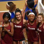 WATTS Wins BRONZE at MLK Indoor Track & Field Classic