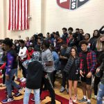 GCHS Student Section and Cheer vs. Sparkman